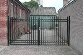 dubbele-poort